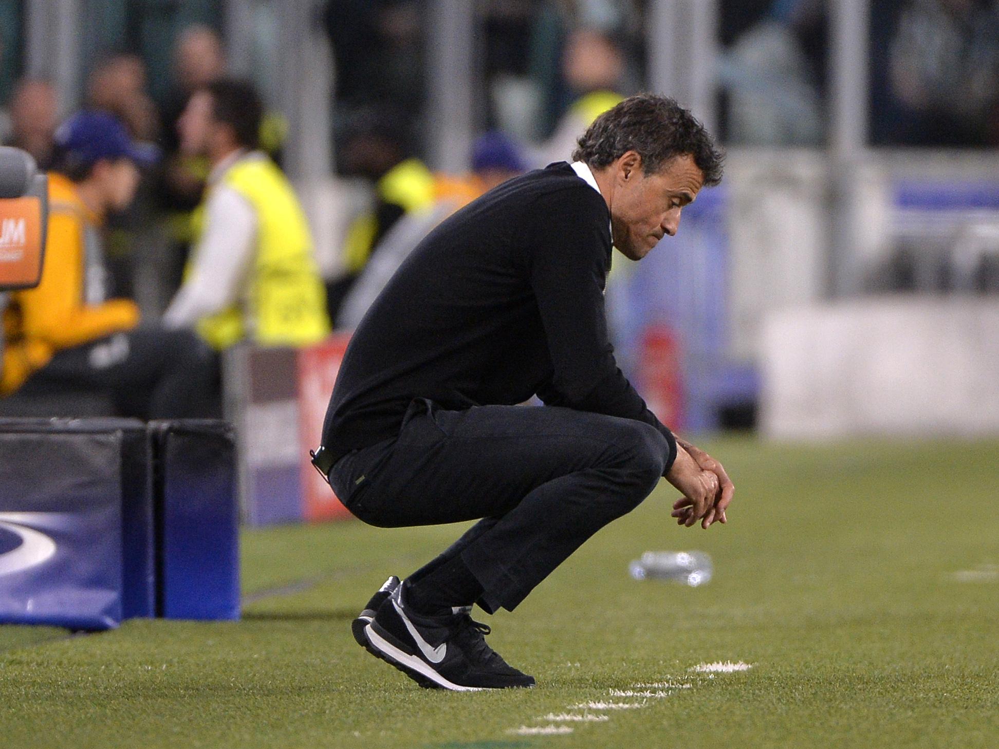 Luis Enrique Go Apeshit After Barcelona