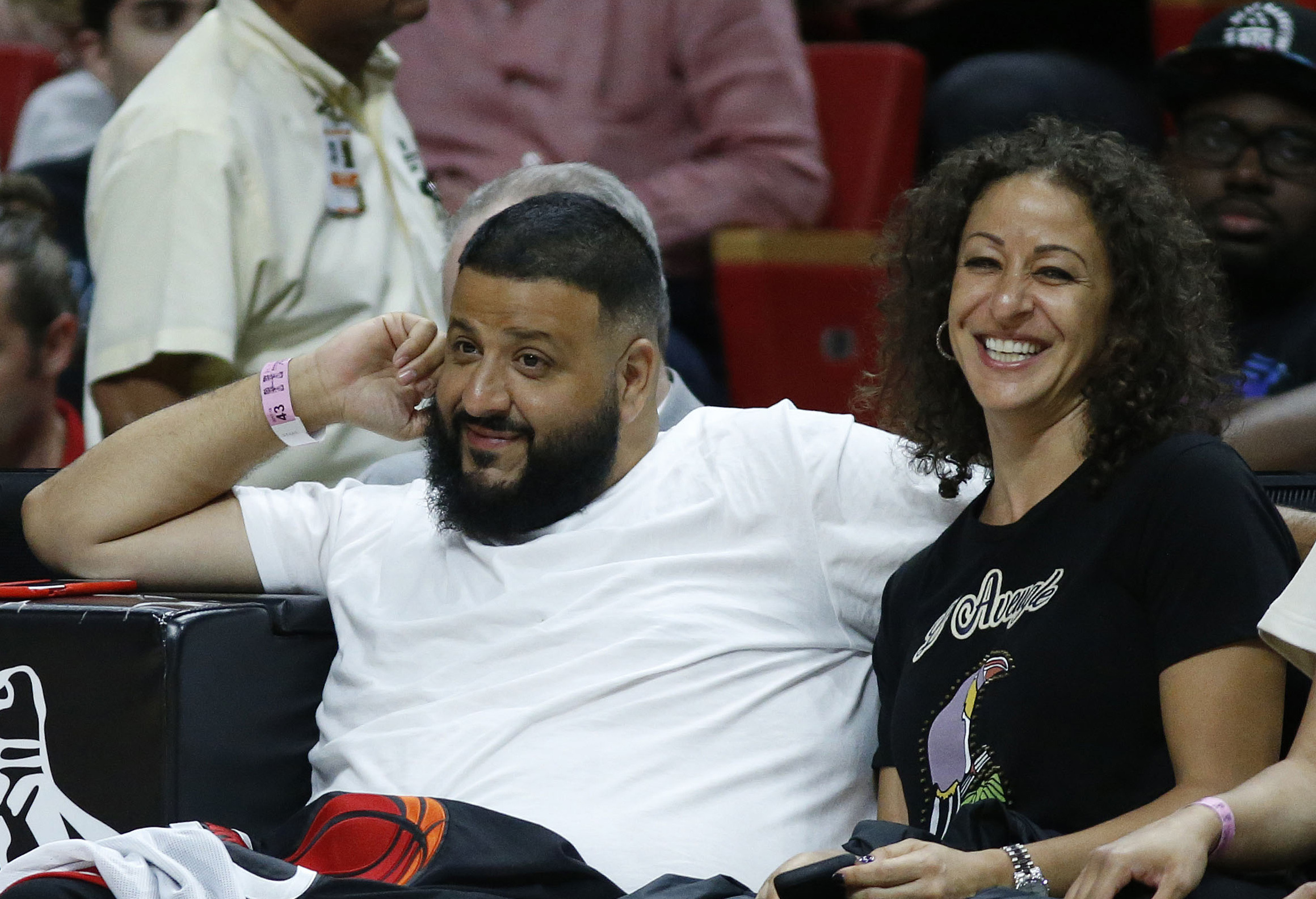 DJ KHALED Refuses To Give Oral So Twitter Attacks