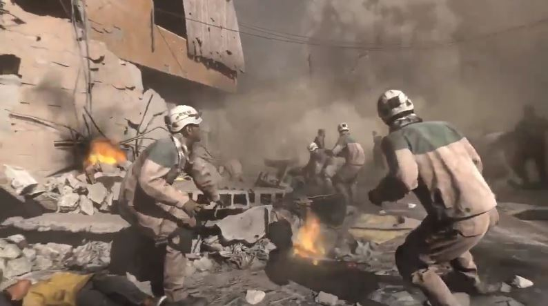 Another grab taken from the trailer of Call of Duty: Modern Warfare. Credit: Activision