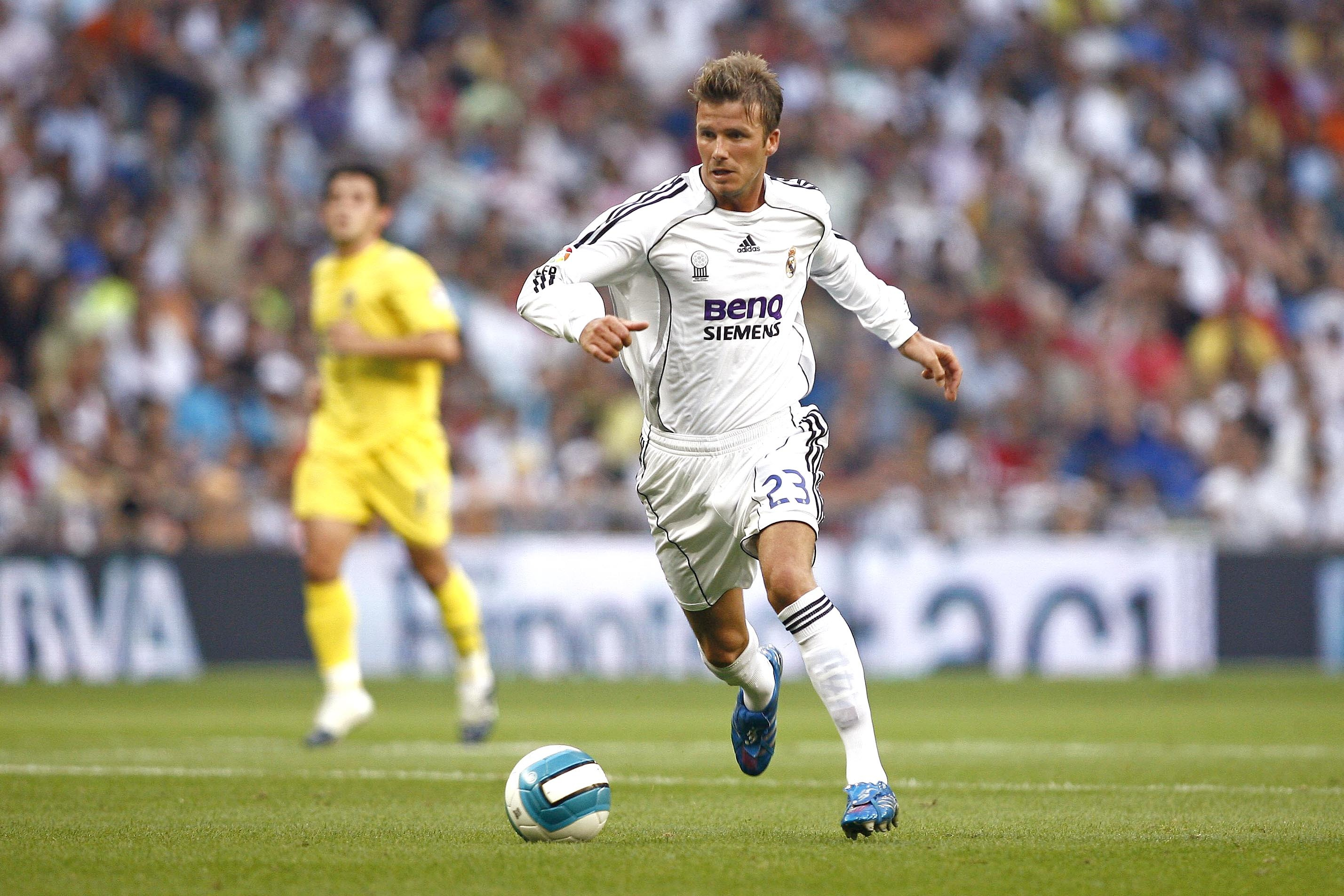 0c6e79ce4af Real Madrid s Gareth Bale Breaks David Beckham s Long-Standing La ...