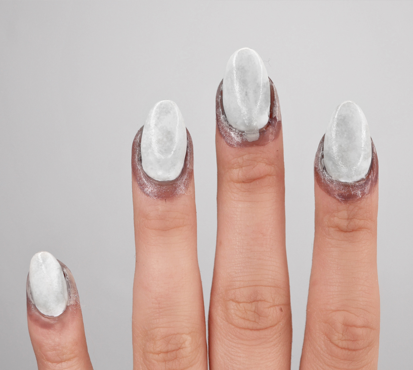 Five Easy Steps To Create A Stone Marble Nail Effect - Pretty 52