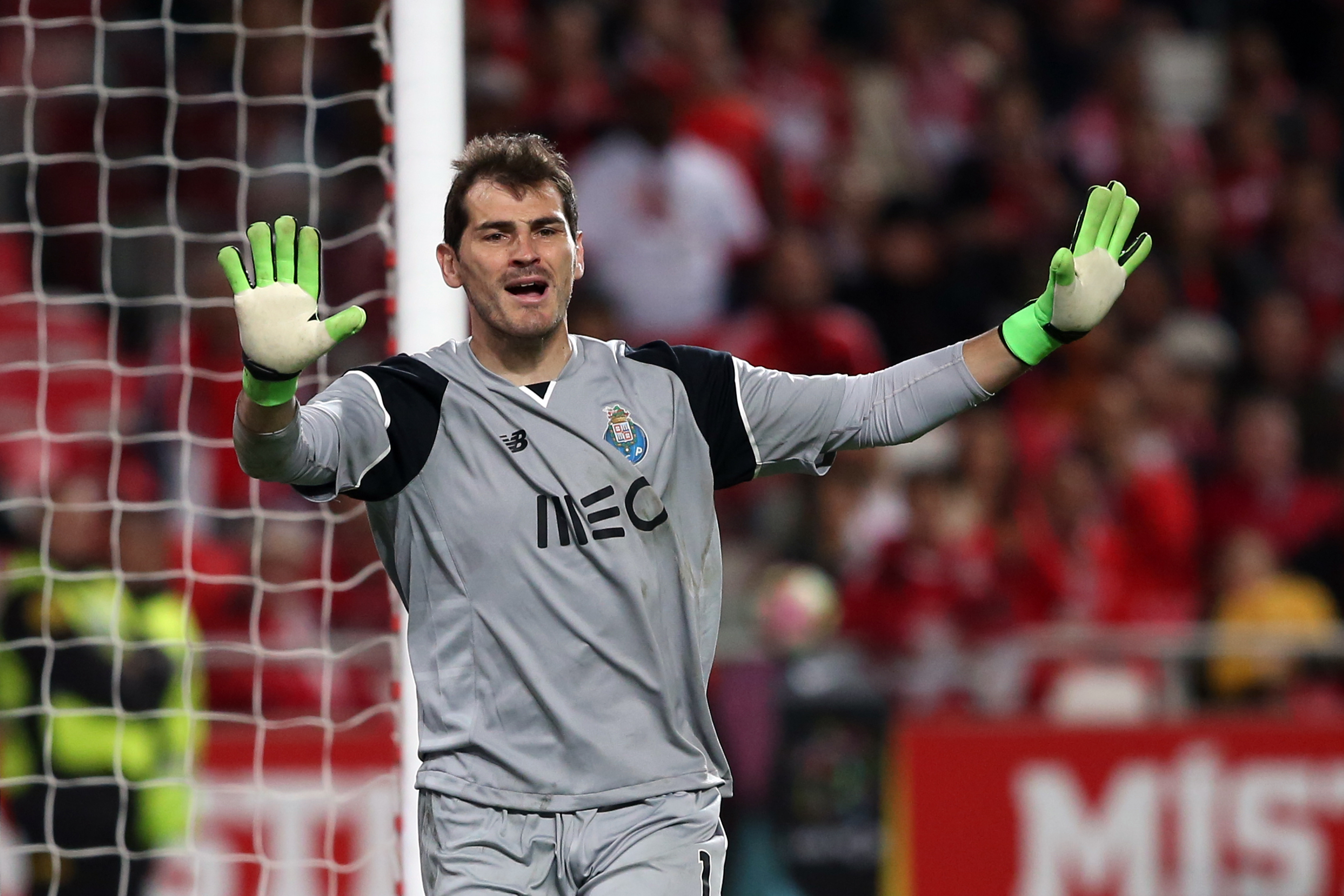 Iker Casillas Signs New One-year Contract With Porto