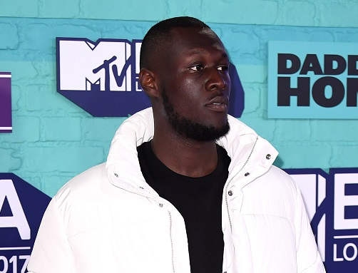 Stormzy performs at funeral of fan's father after Twitter request