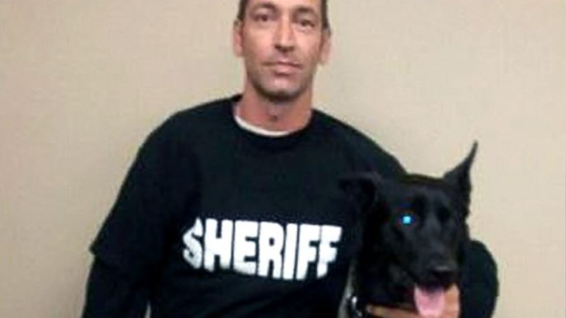 Hero Police Dog Saves Deputy From Violent Ambush By Three Men