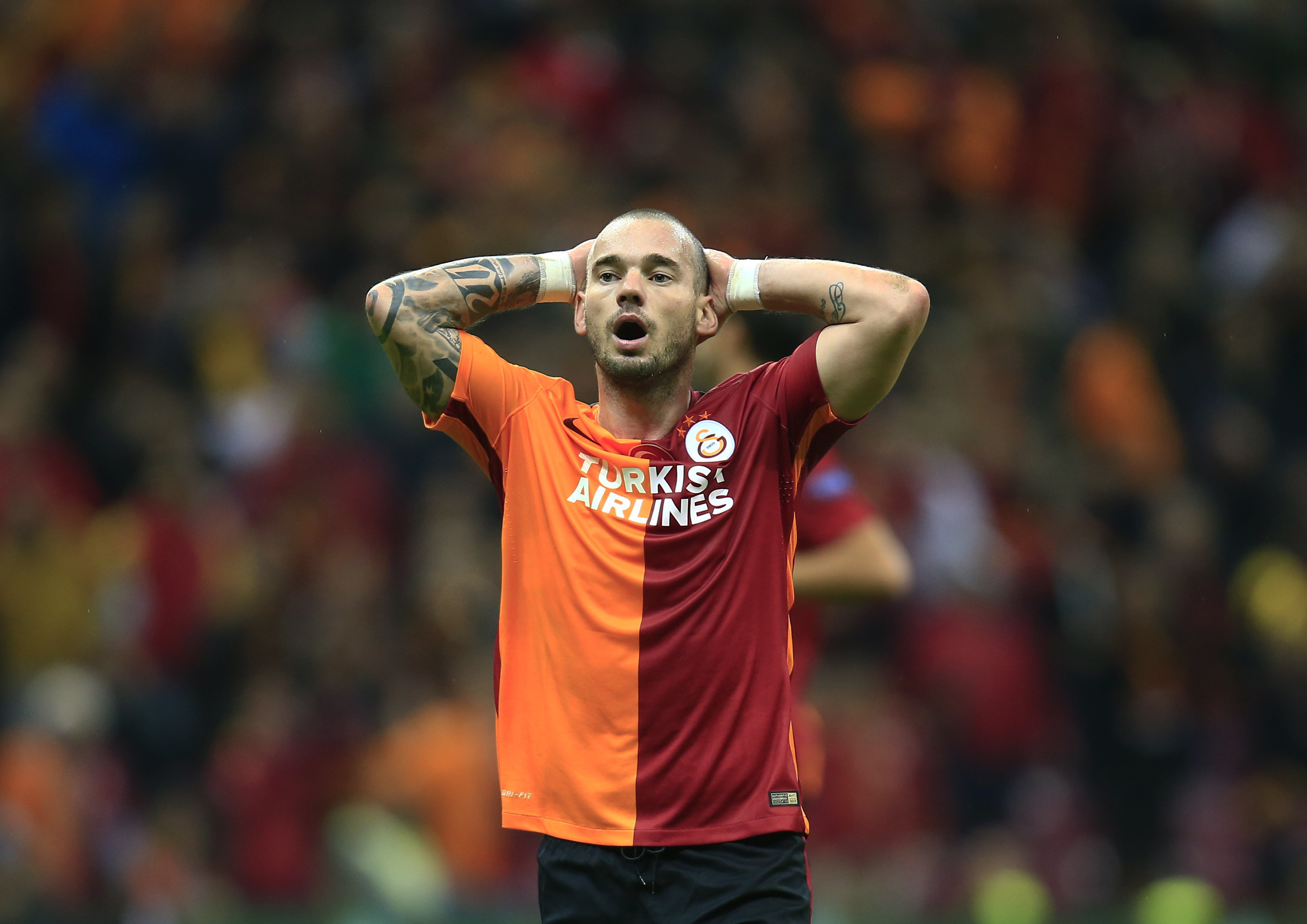 Wesley Sneijder Set For New Club SPORTbible