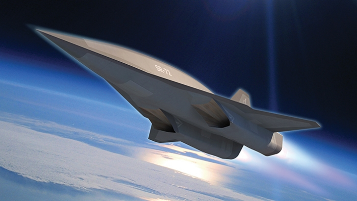 The hypersonic SR-72. Credit: Lockheed Martin