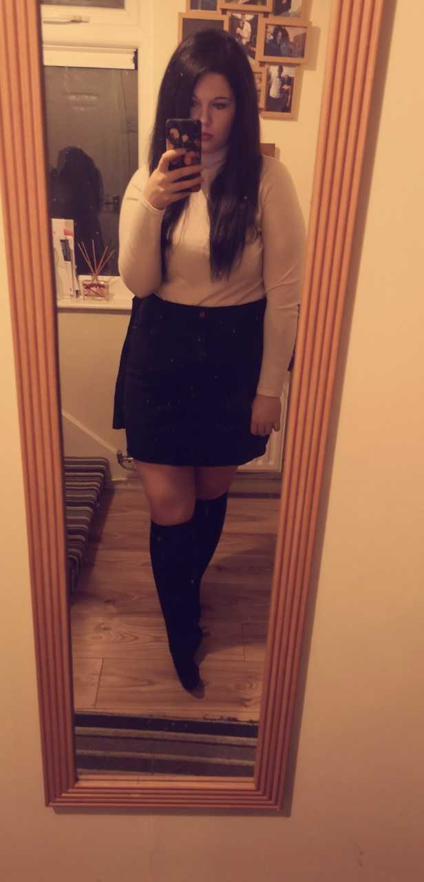 Kimberley's first date turned out be a disaster... and it got worse still three months later. Credit: Kimberley Latham-Hawkesford