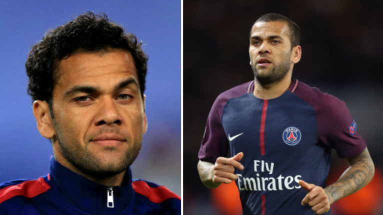 Dani Alves Now Odds-On To Complete Stunning Move Away From PSG