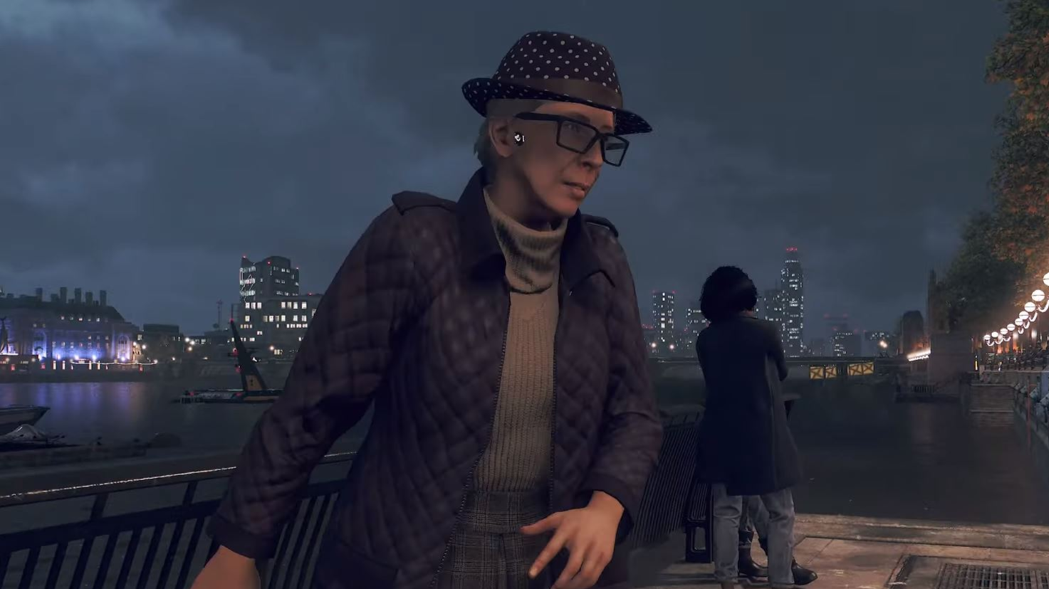 Watch Dogs Legion lets you recruit anyone into your gang
