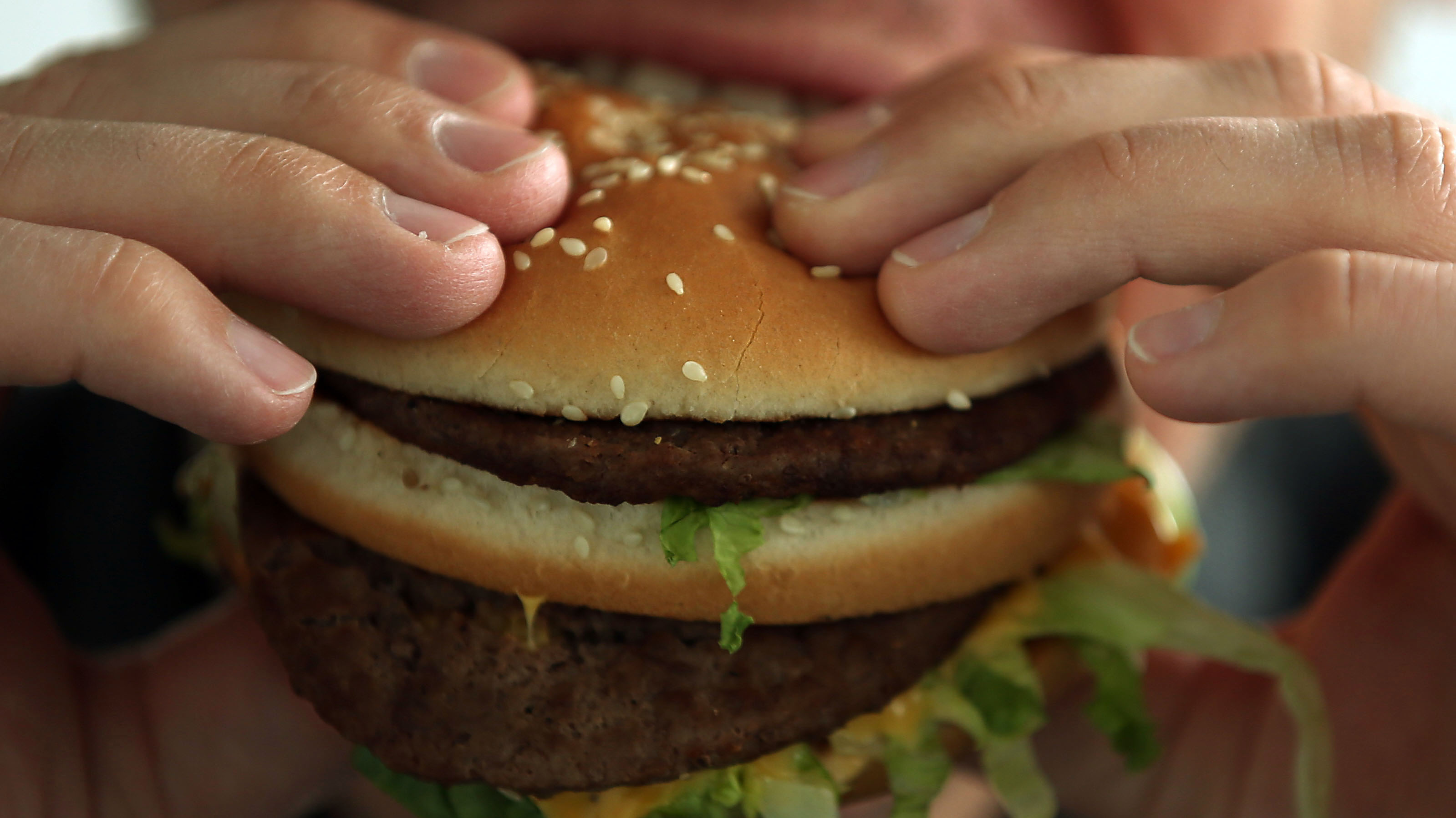 For Big Mac's 50th anniversary, McDonald's is giving away free burgers