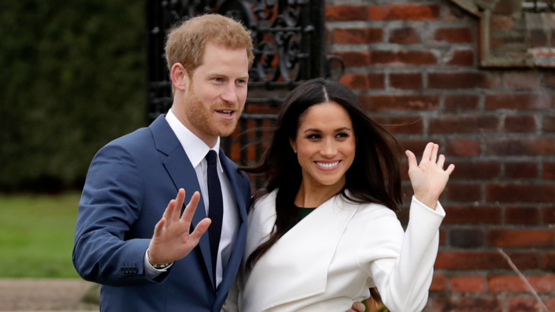 Royal Wedding 2018: Prince Harry And Meghan Markle Become Duke And Duchess Of Sussex