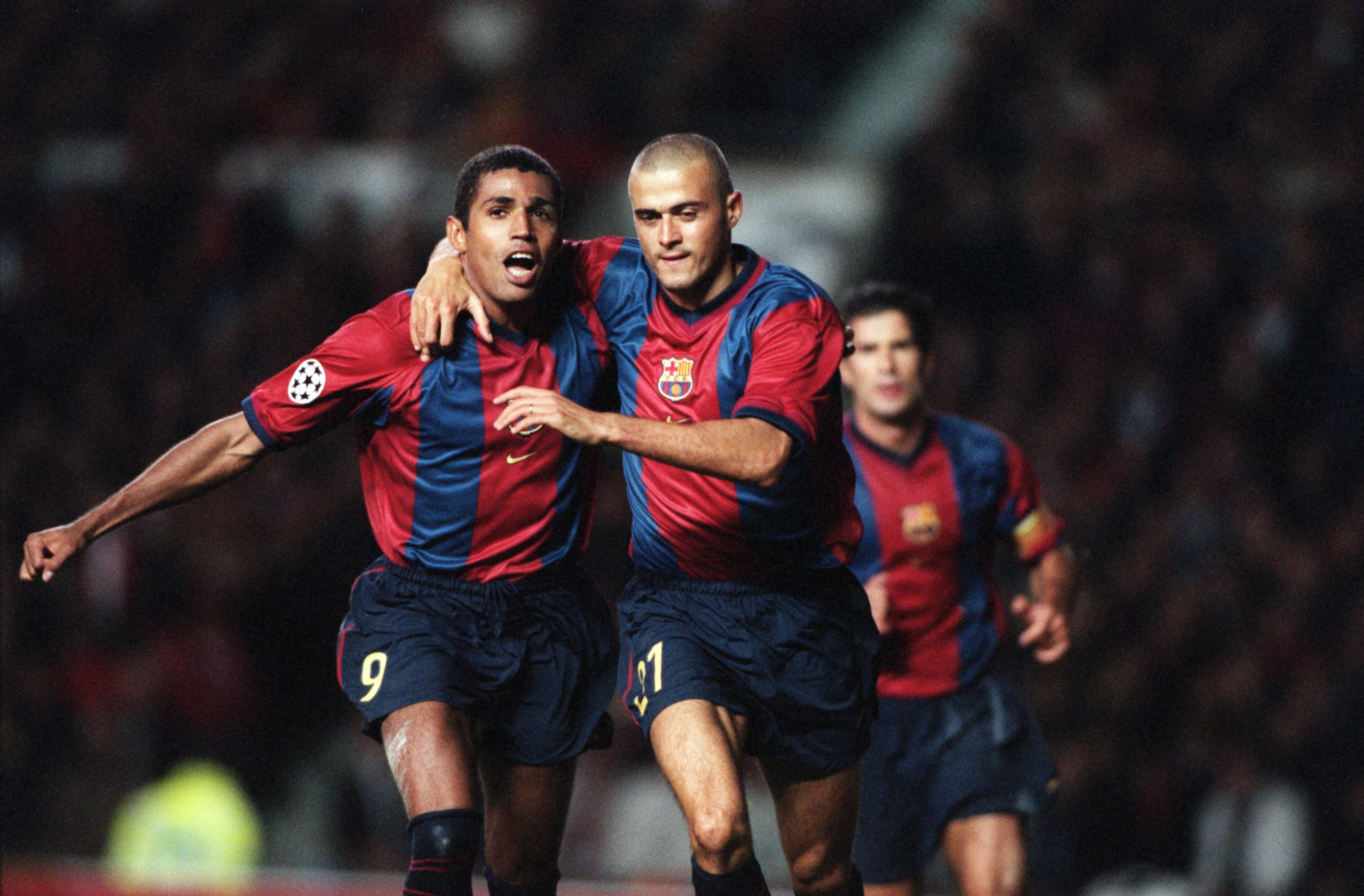 d2e429d397e Barcelona To Wear A Special Anniversary Kit For El Clasico - SPORTbible