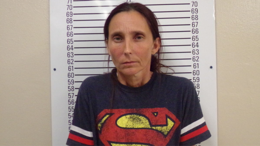 Patricia Spann. Credit: Stephens County Jail
