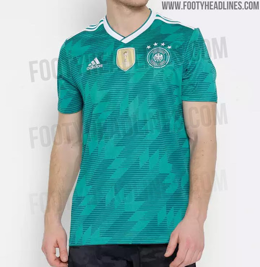 e57fa6afd ... into their strip from the 1990 World Cup in order to inspire their home  shirt for Russia and now their away shirt has been leaked and it s just as  nice