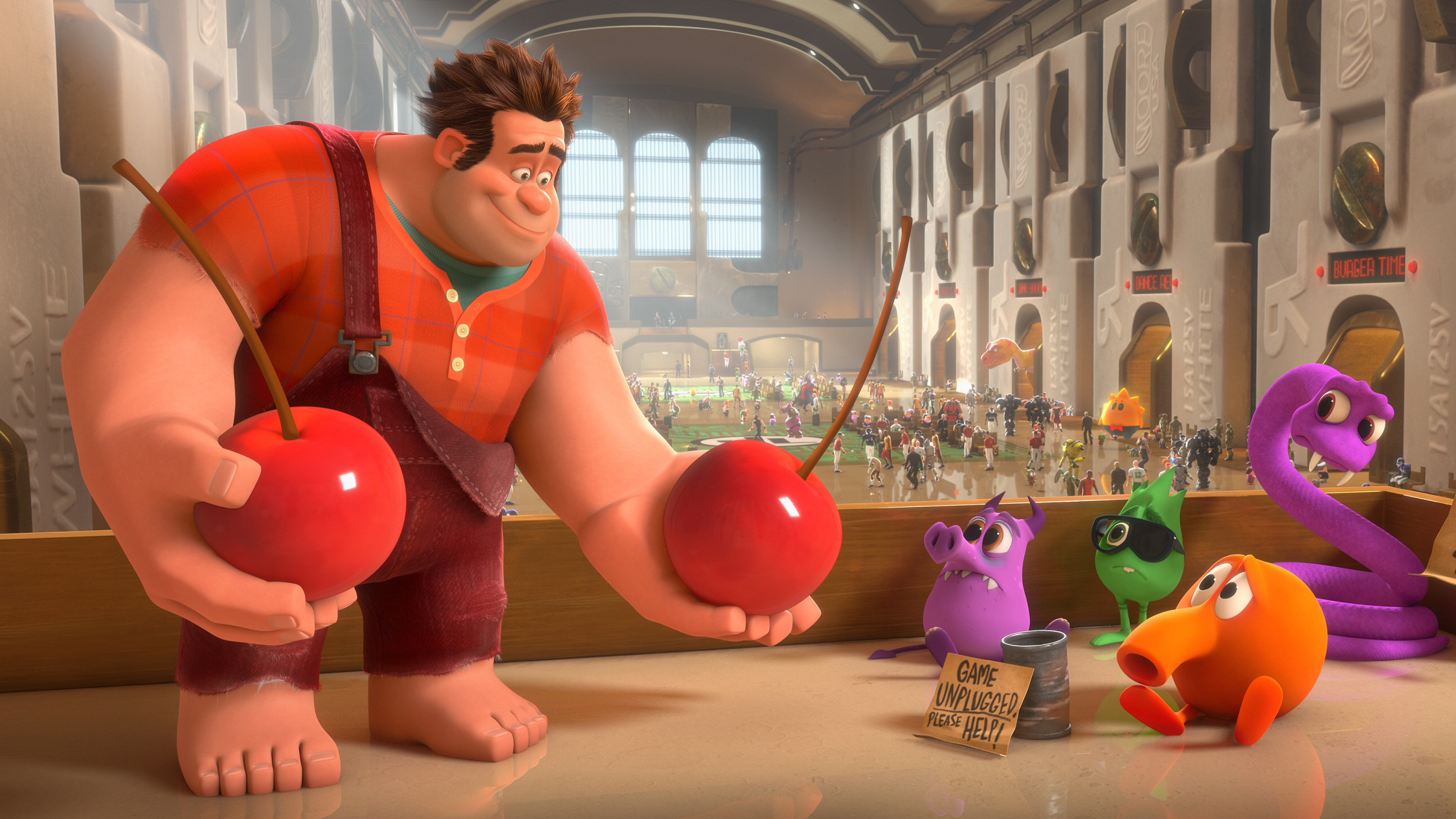 Disney Released A New Year-Themed Teaser For 'Wreck-It Ralph 2'