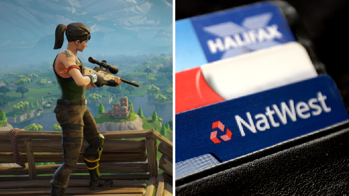 Dad Finds Out His Son Spent £700 On 'Fortnite'