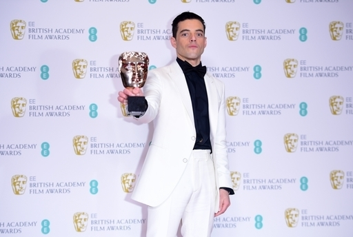 Rami Malek Wins Best Actor For 'Bohemian Rhapsody'