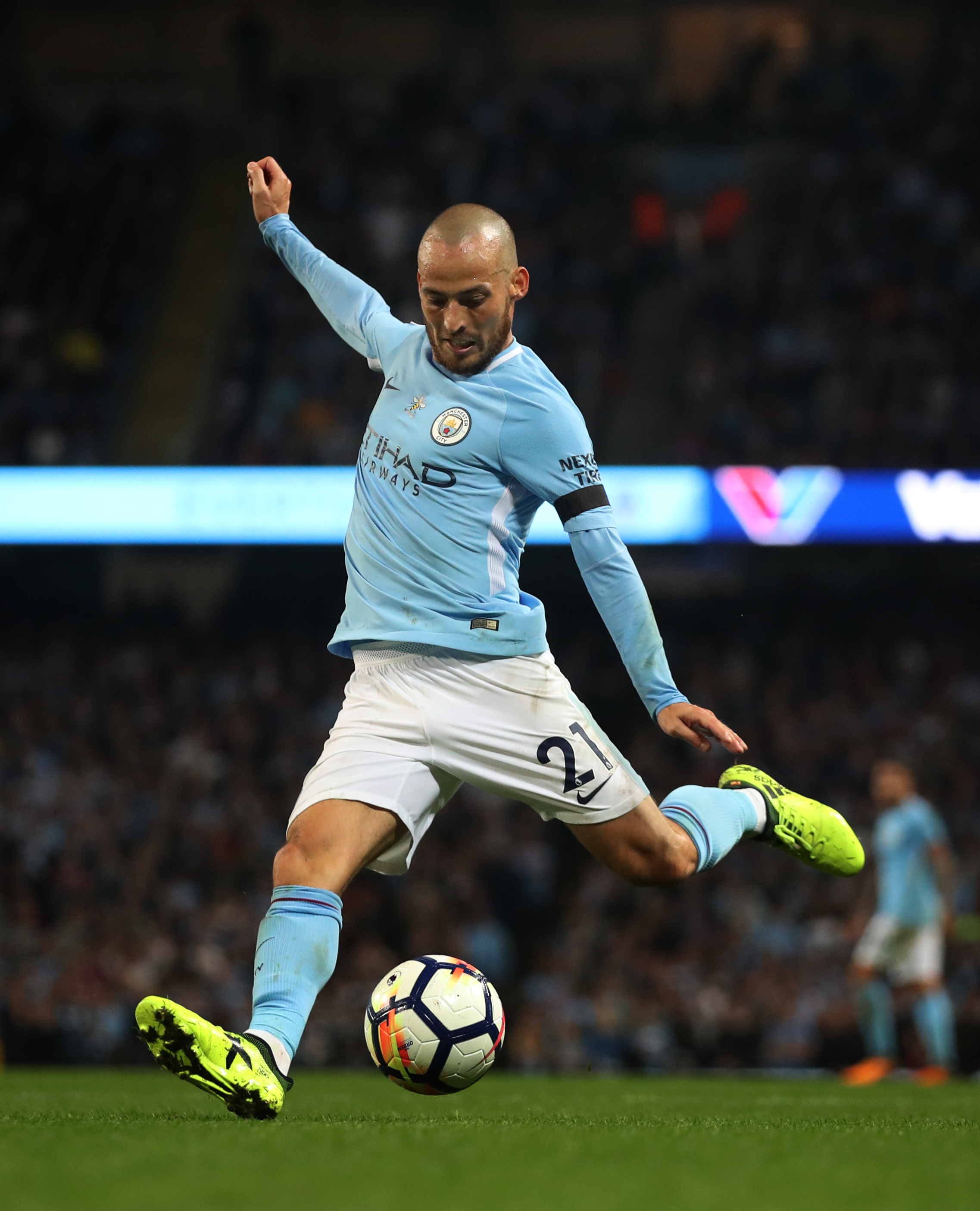 David Silva Involved In Most Unexpected Transfer Story The