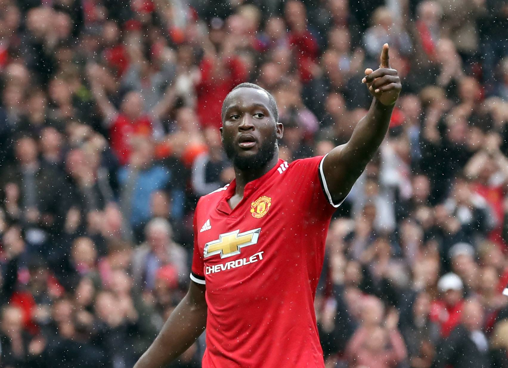 Mourinho reveals why he can't rest Lukaku yet