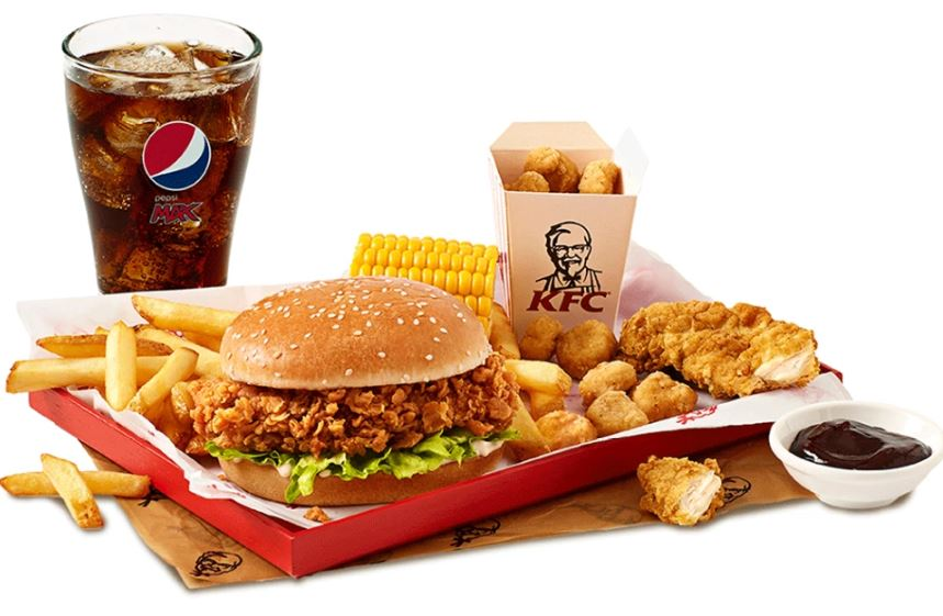 This could be yours for £6.79. Credit: KFC