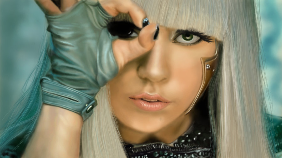 Lady Gaga, 'Poker Face'