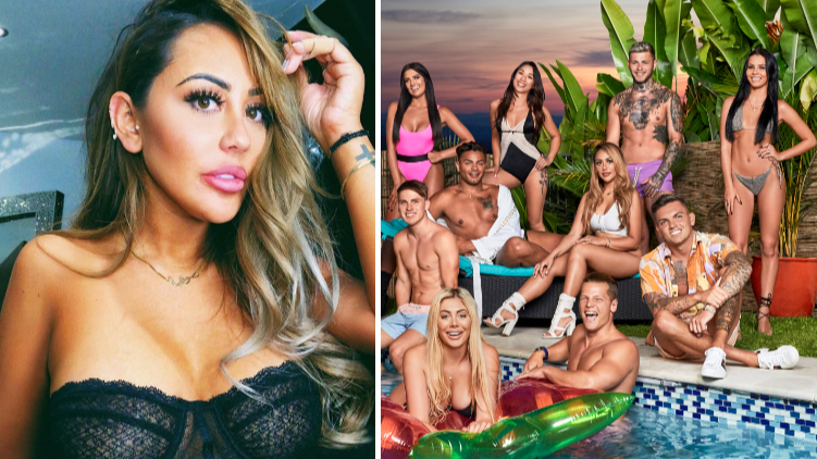 EXCLUSIVE: Sophie Kasaei Opens Up On Dealing With Anxiety In The Geordie Shore House