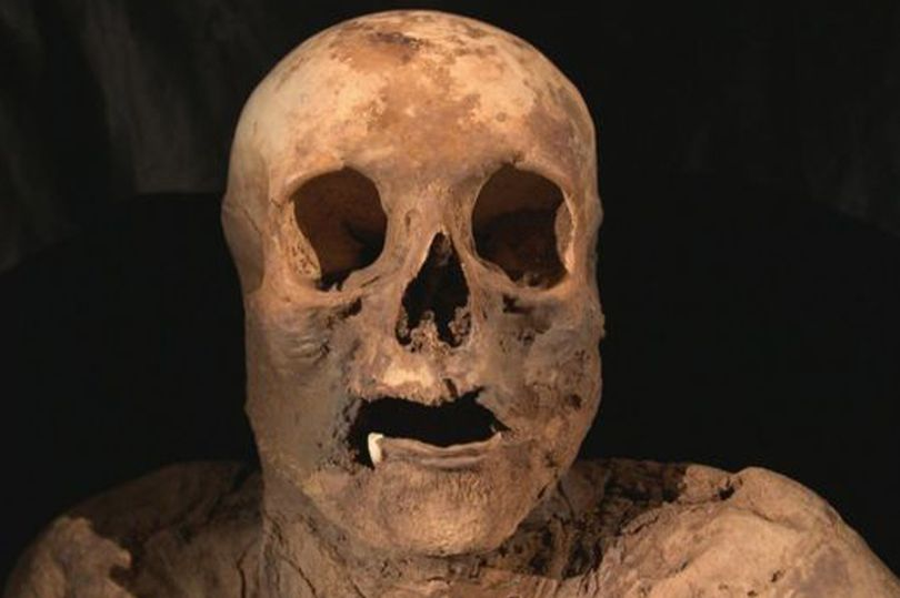 Swiss Mummy Identified as Ancestor of Boris Johnson