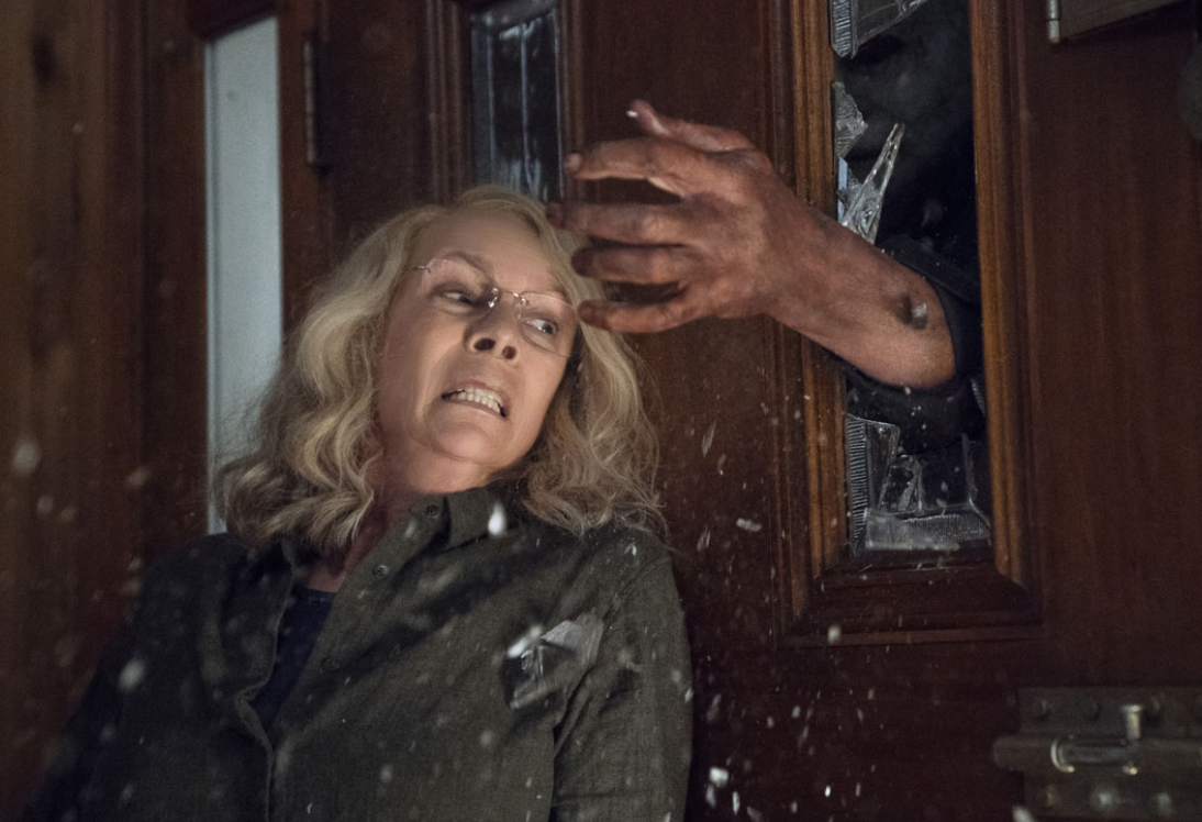 Michael Myers gets loose in first trailer for 'Halloween' reboot