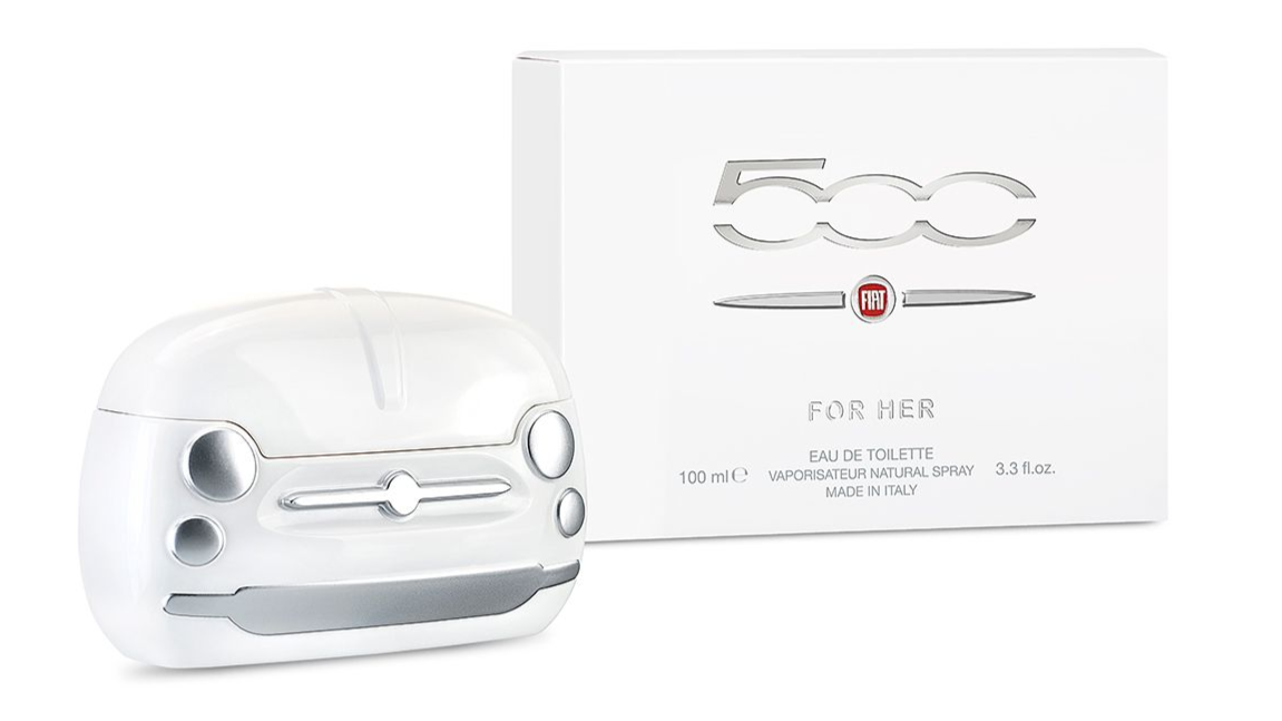 Fiat 500 Perfume Now Exists And It's The Most Beautifully Basic Thing Ever