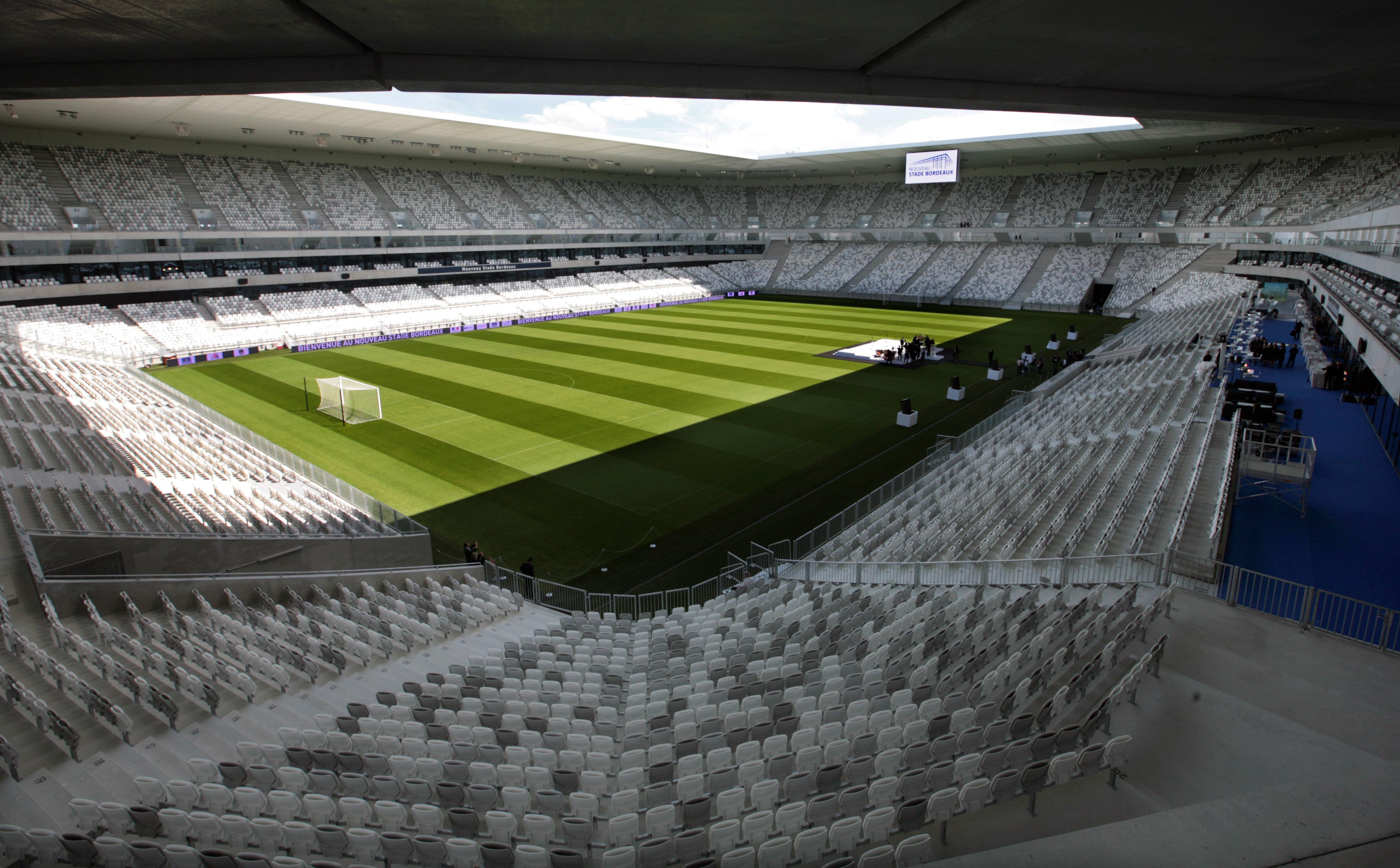 Noveaux Stade de Bordeaux