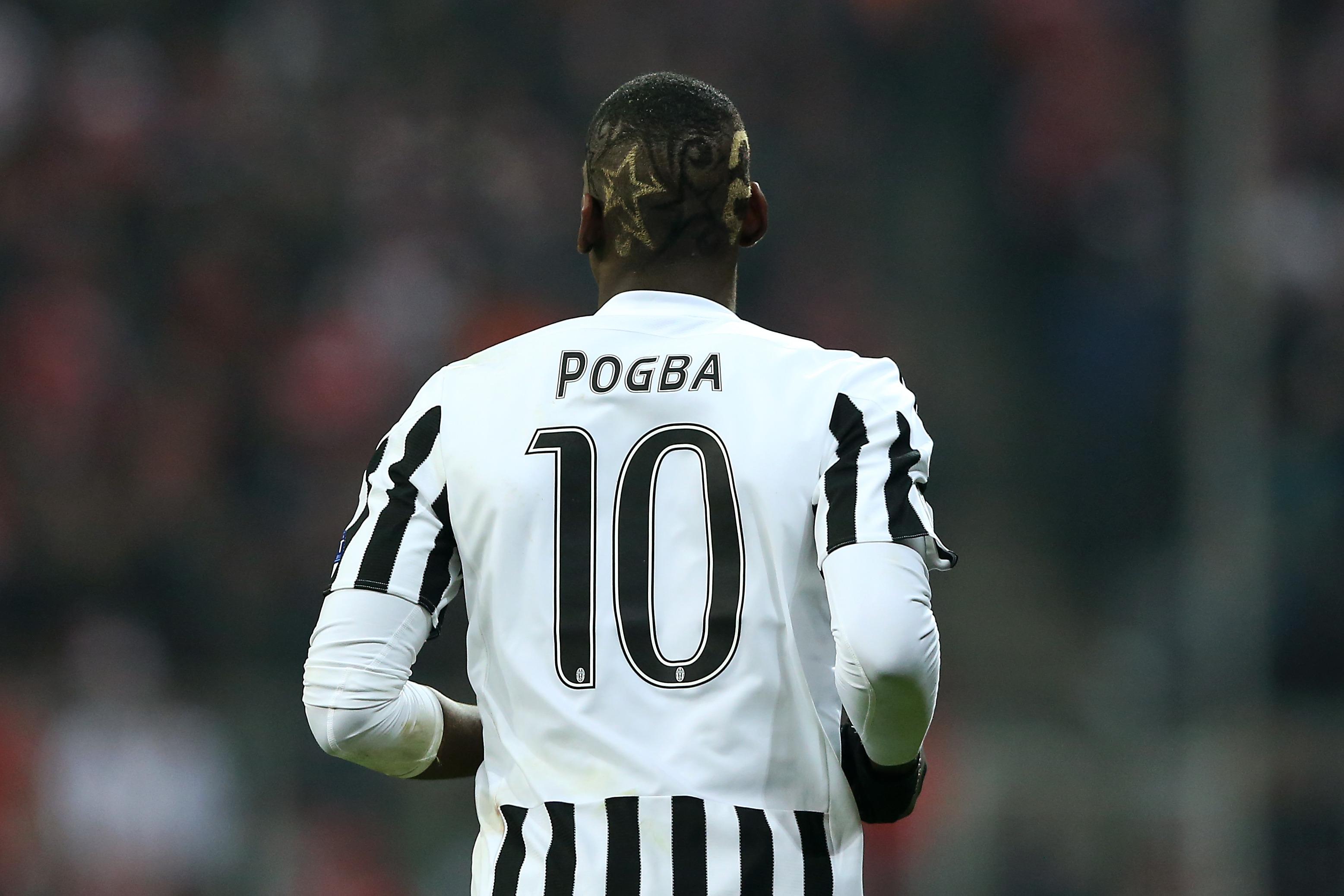 low priced 52b0b 2b5ff Paul Pogba Sends Lengthy Farewell Message To Juventus ...