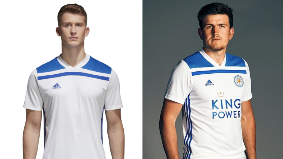 Discover Leicester Is For Shirt Away Just Available That £55 Fans 5BqxBrT