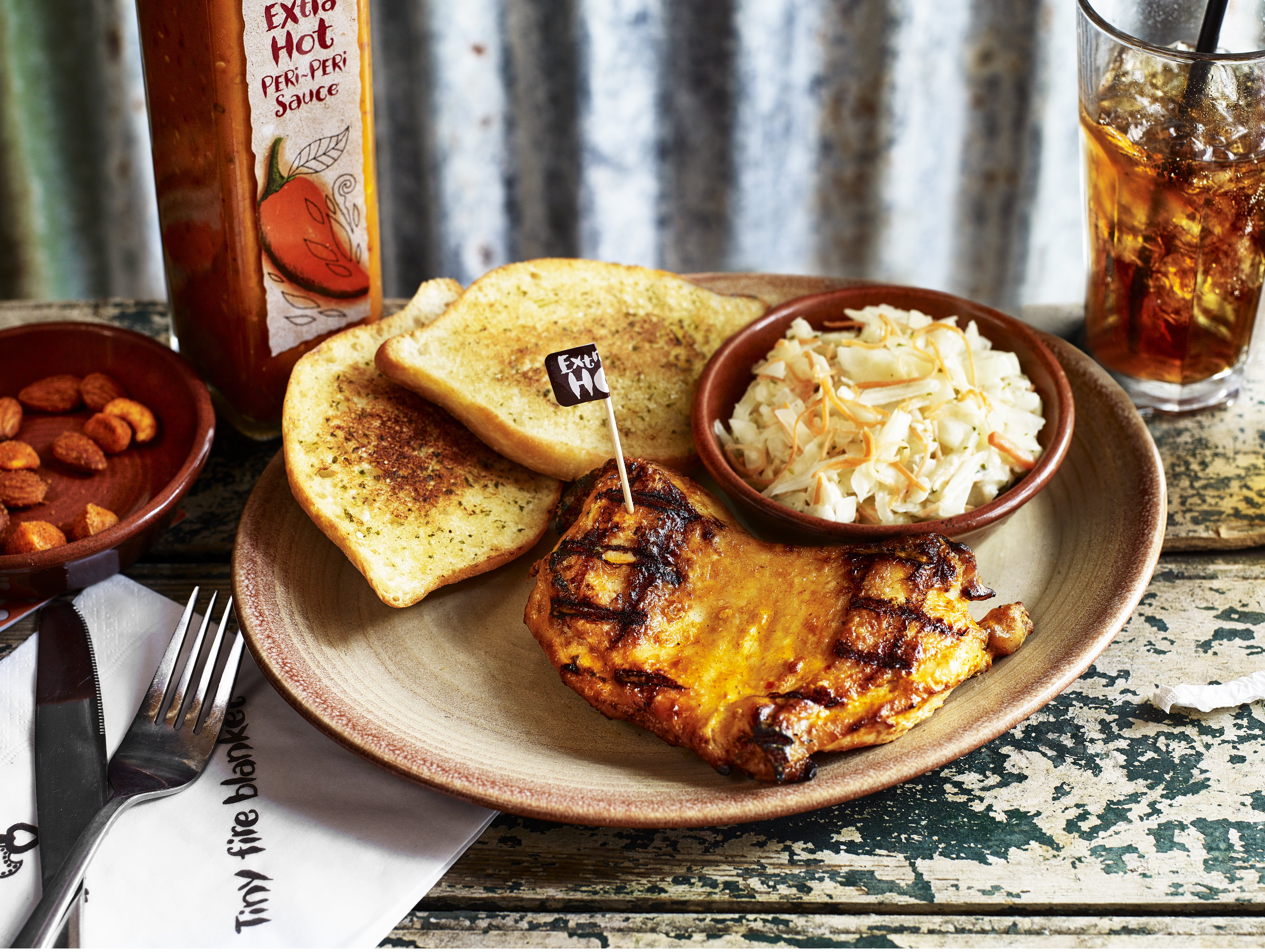 A new competition is set to offer free chicken. Credit: Nando's