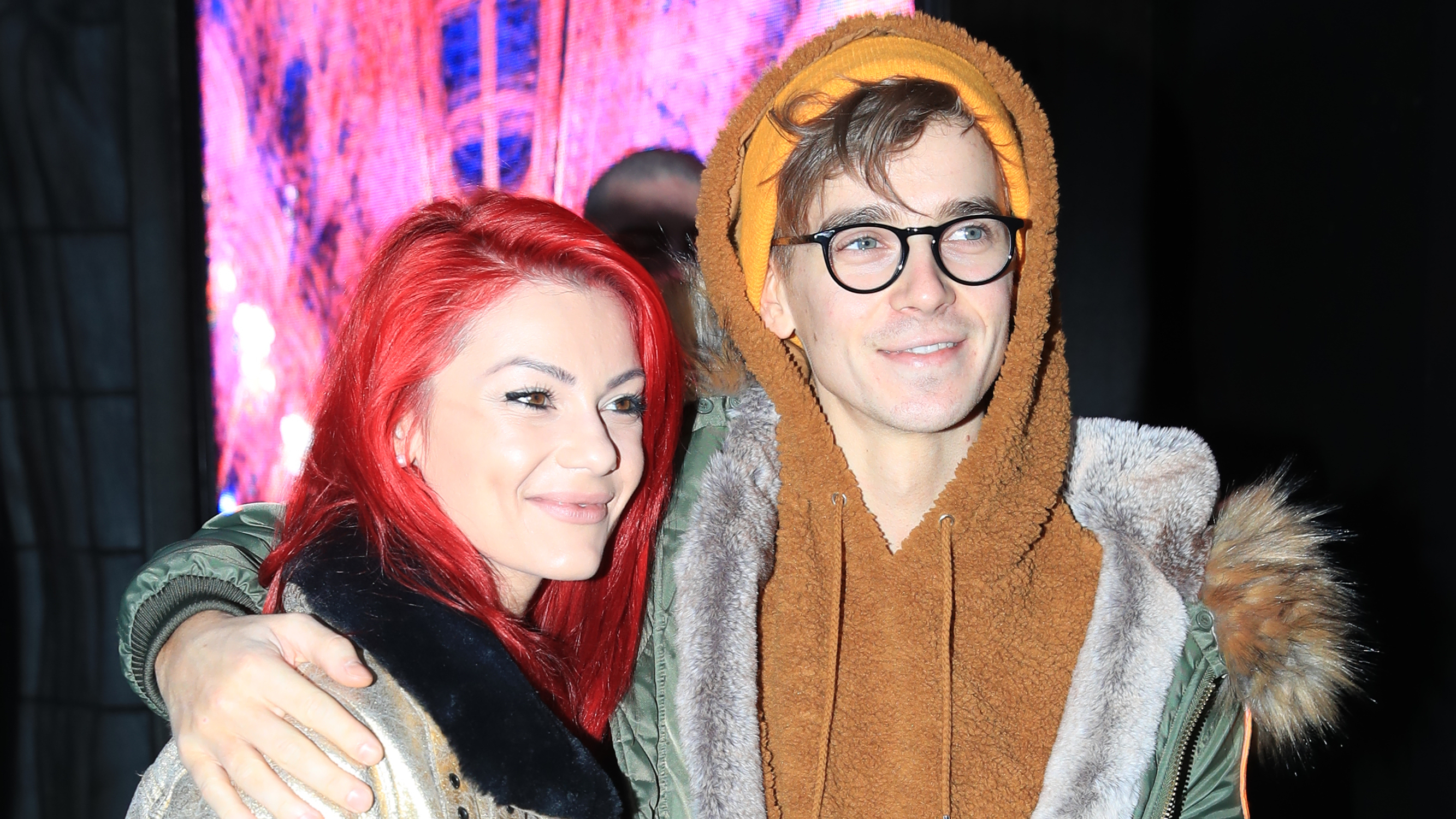Dianne Buswell And Joe Sugg Respond To Rumours They're Engaged