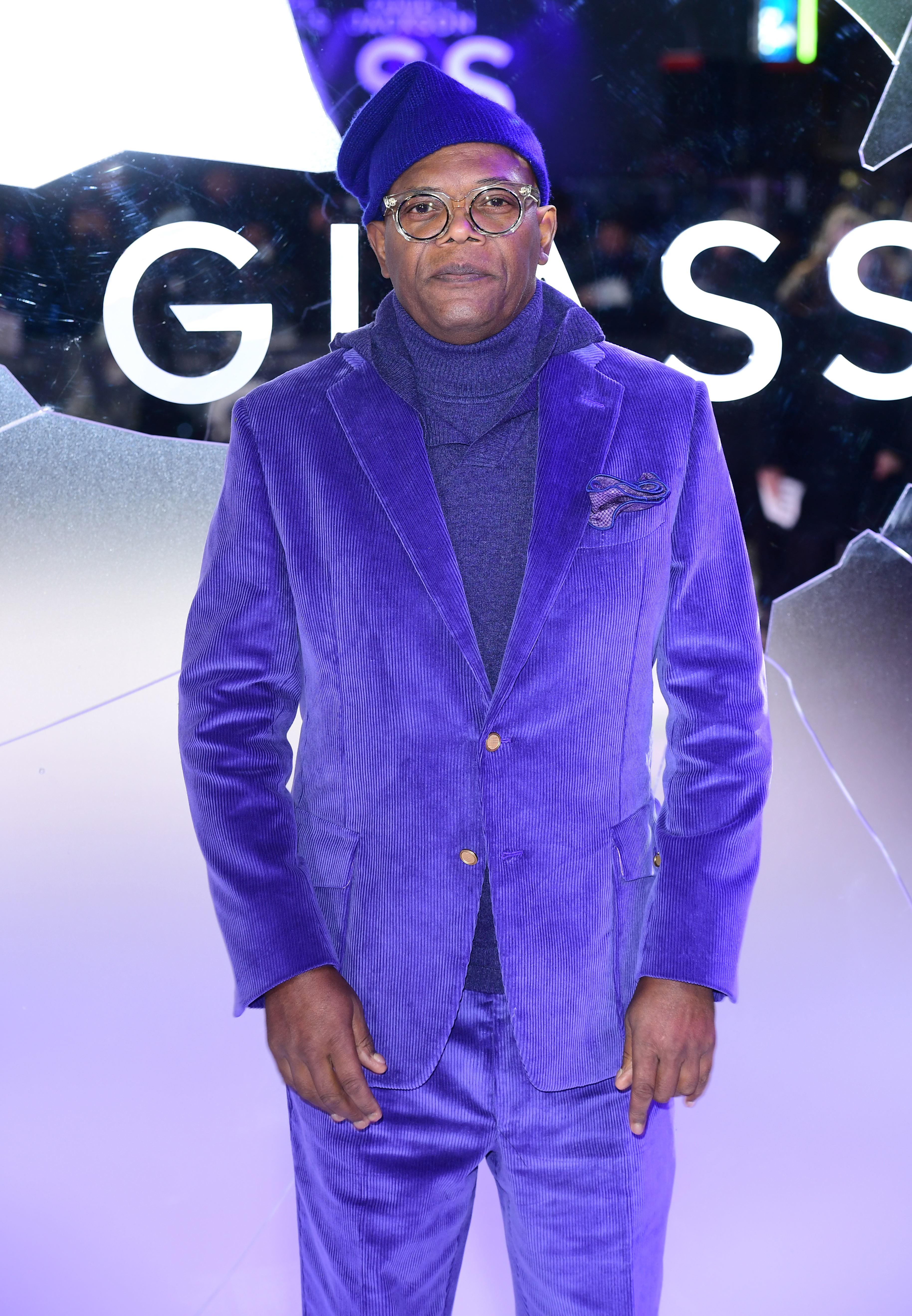 Samuel L. Jackson would be well up for a part in Luther or Peaky Blinders. Credit: PA Images