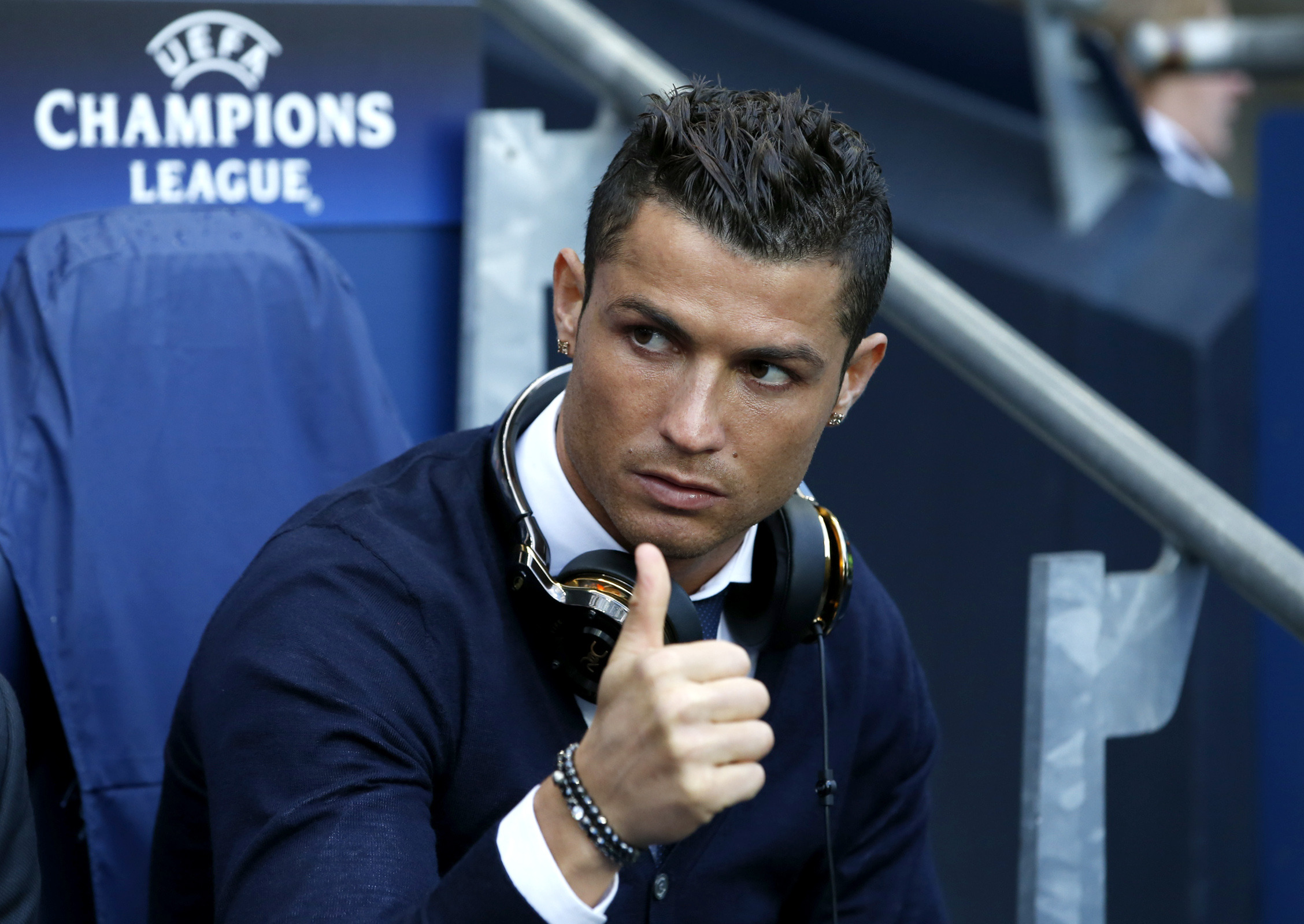 New Book Reveals Just How Much Cristiano Ronaldo Charges