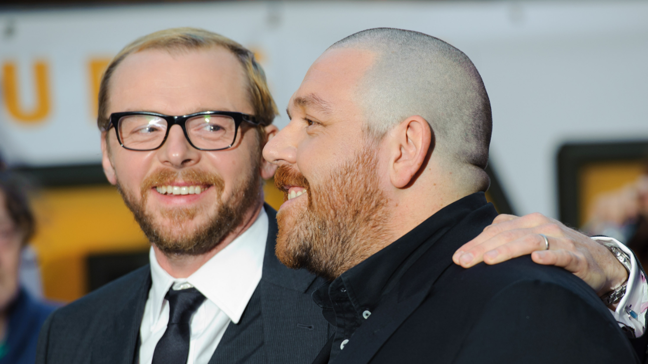 Simon Pegg And Nick Frost Reveal More About Their New ...