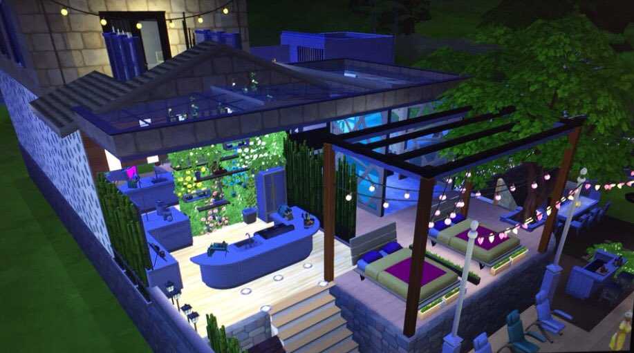 Look at the day beds as well. Credit: The Sims