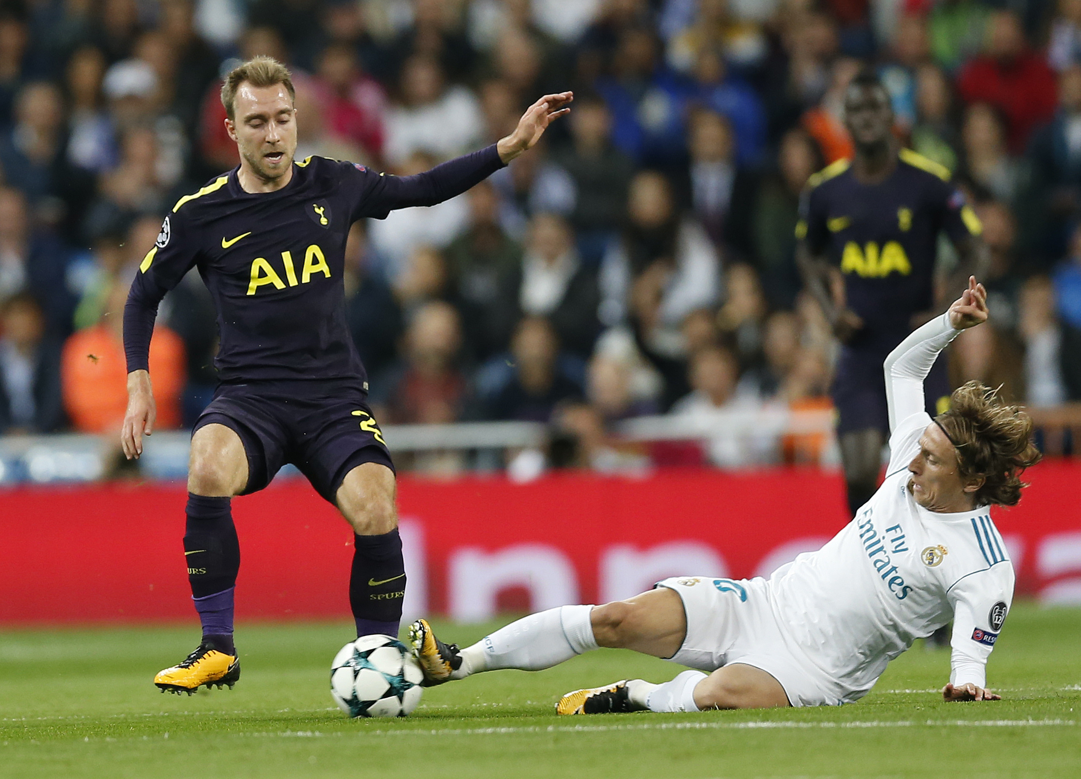 Demand Tottenham star reveals his career plans