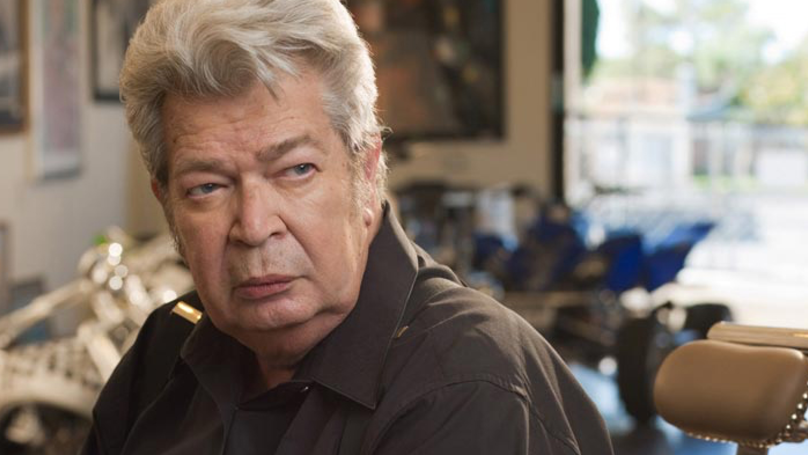 Richard Harrison Cut Son, Christopher Keith Harrison, Out of His Will