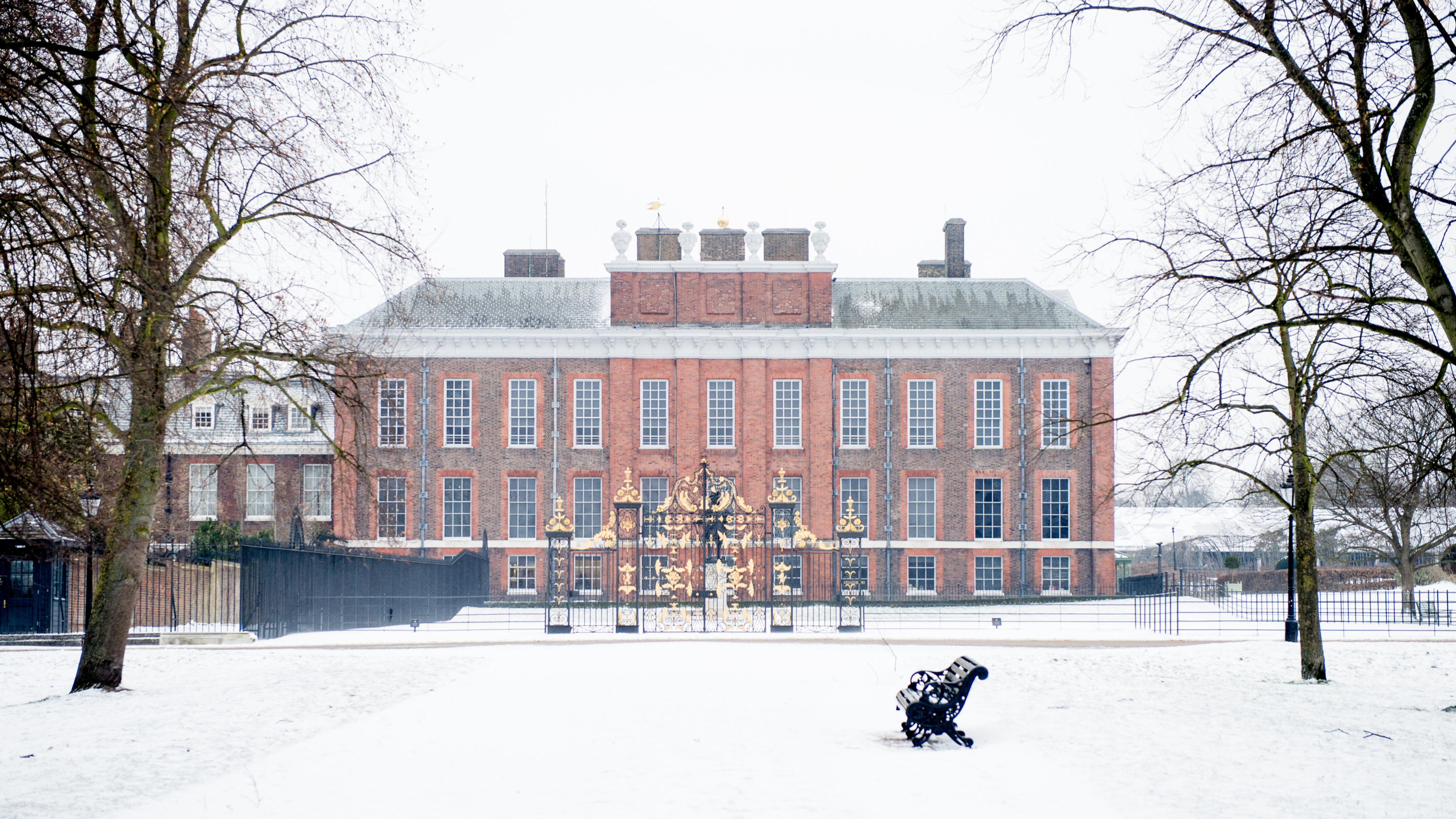You Can Now Watch Christmas Films Inside Kensington Palace