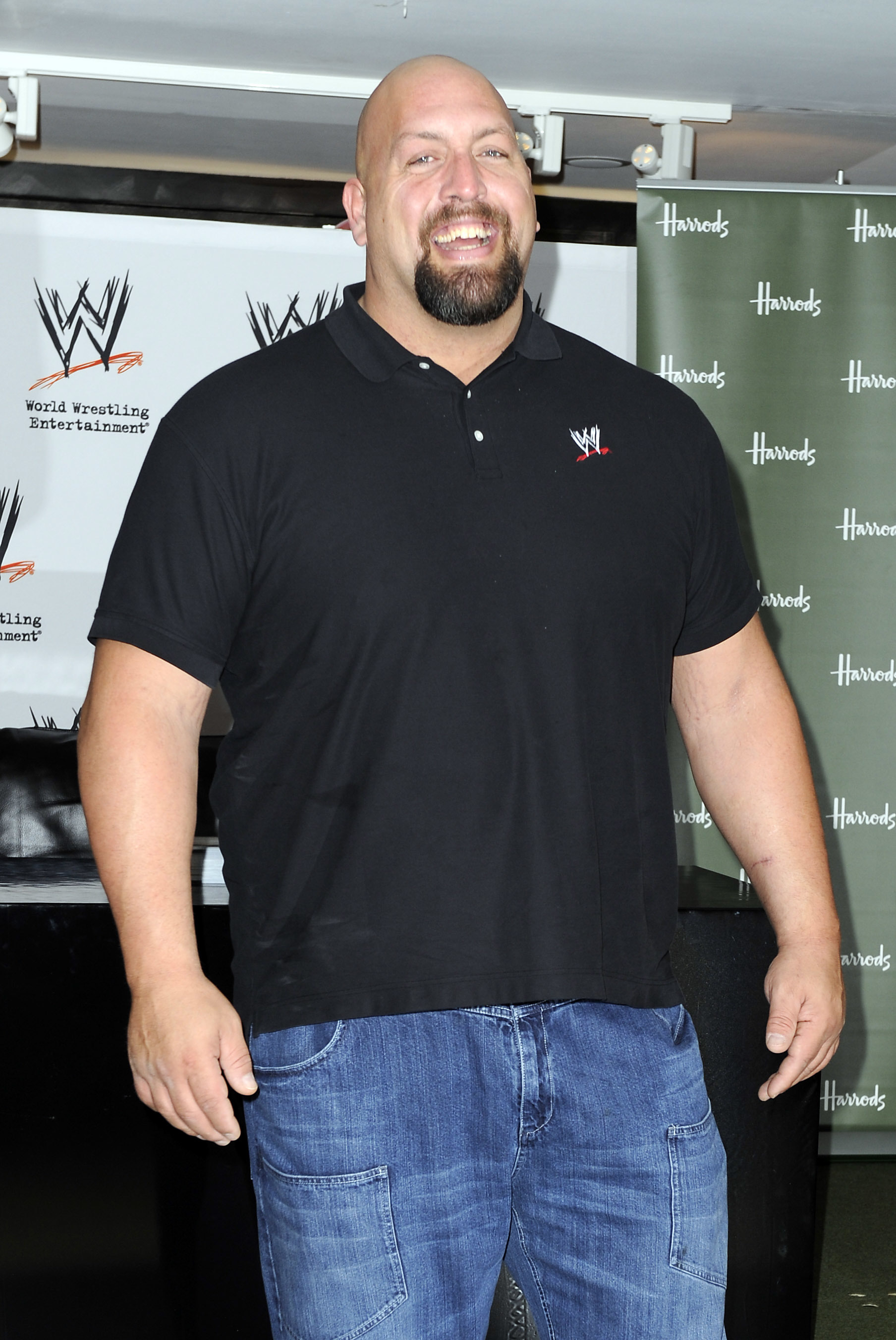 The Big Show had apparently been suffering with a bad bout of food poisoning. Credit: PA