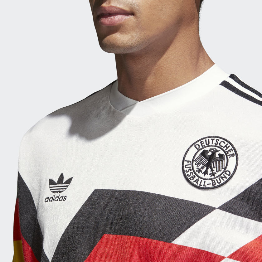 Adidas Have Brought Out A Germany 1990 Replica Jersey And It s ... b67bad741