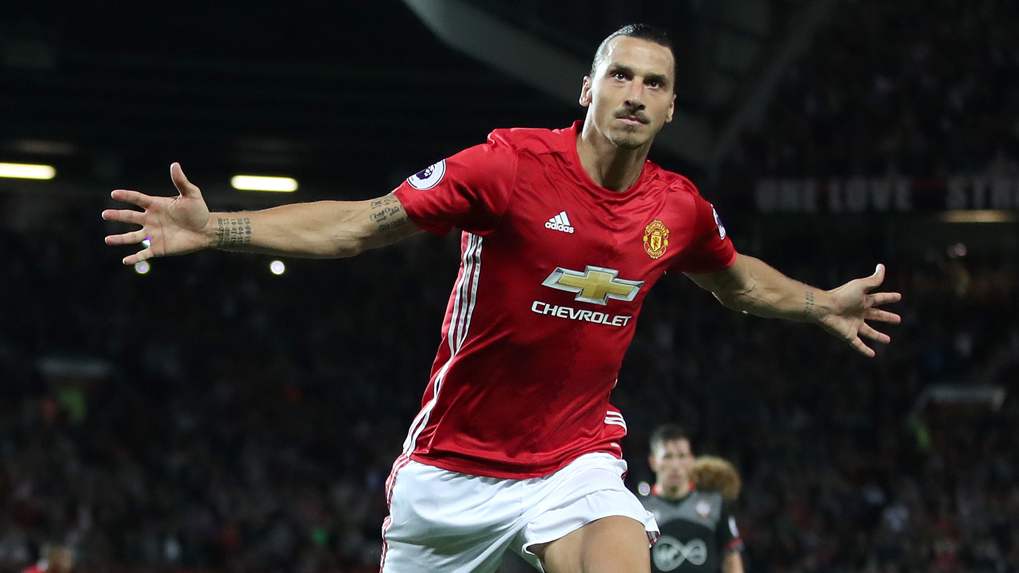 Ibrahimovic confirms LA Galaxy switch after leaving Man United