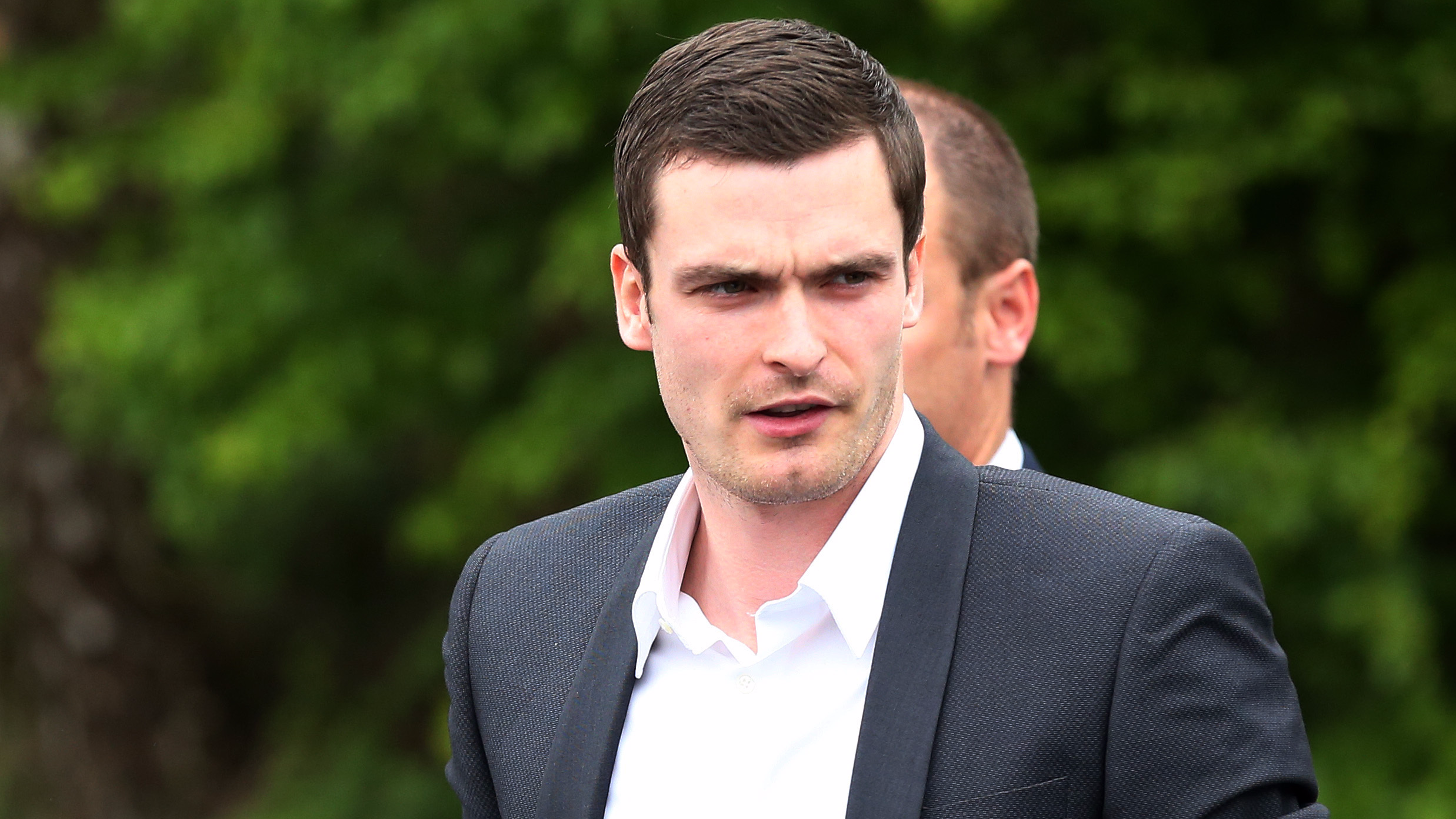 Adam Johnson Filmed In Prison Saying He Wishes He'd Raped His Victim
