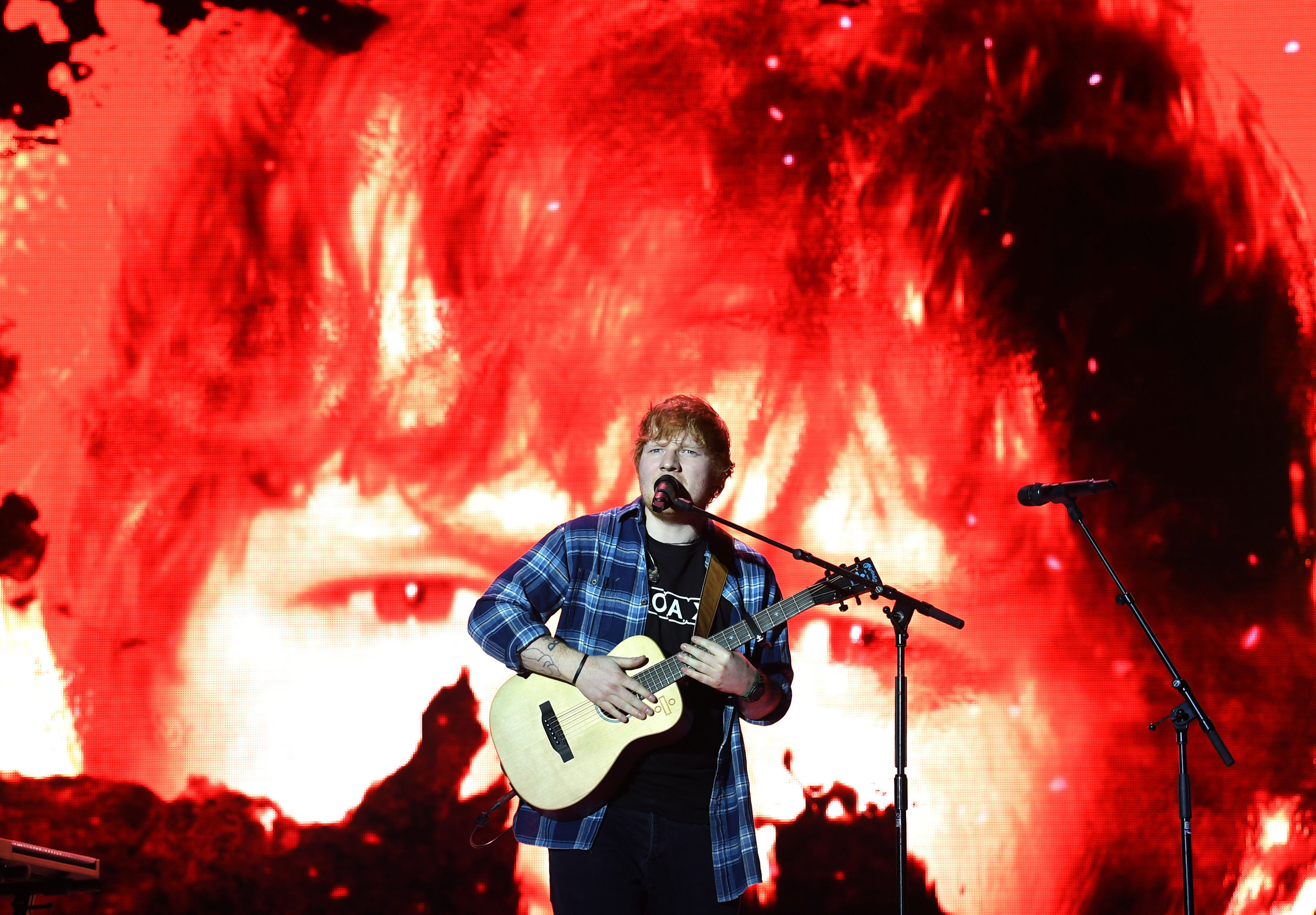 Ed Sheeran to quit music for family?