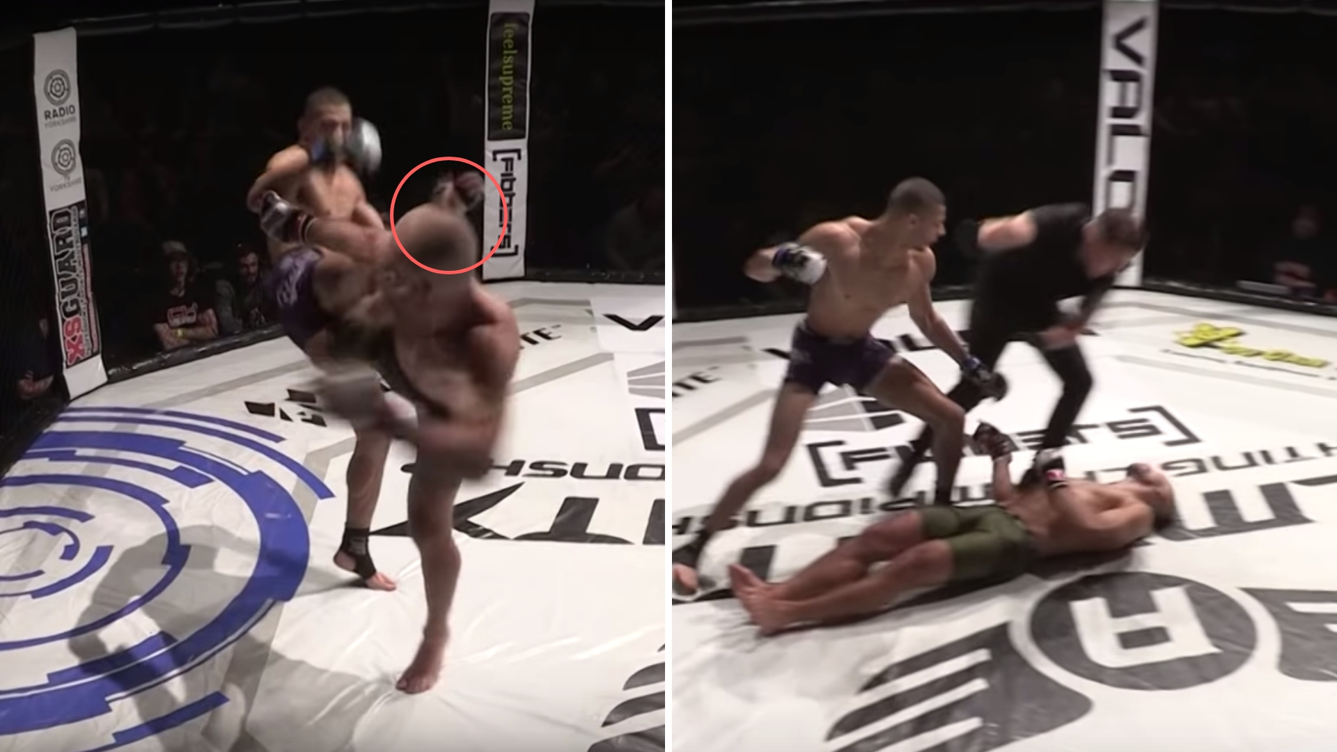 MMA Has A New Contender For The Loudest Head-Kick Knockout In History