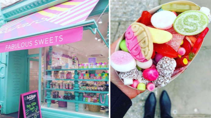This Alcoholic Sweet Shop In London Is The Stuff Dreams Are Made Of