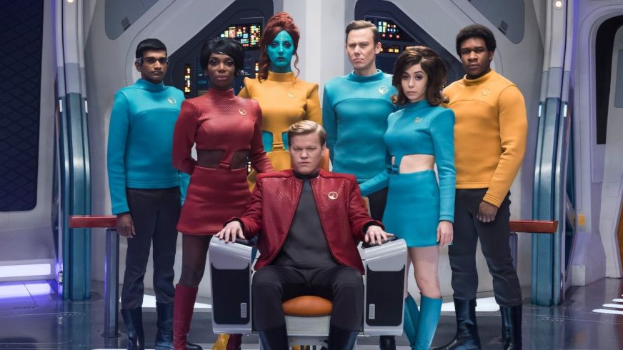 Mixed Reactions As 'USS Callister' Spin-Off Is Mooted For 'Black Mirror'