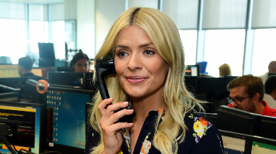 Holly Willoughby Makes Quick 'Career Change' For Very Good Cause